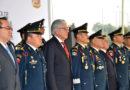 NUEVO COMANDANTE DE LA 22 ZONA MILITAR; EL GENERAL EDGAR HUMBERTO FLORES ENTRA AL RELEVO DEL GENERAL CRUZ EDUARDO VEGA