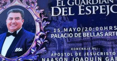 Maullidos Urbanos: Acto religioso en Bellas Artes
