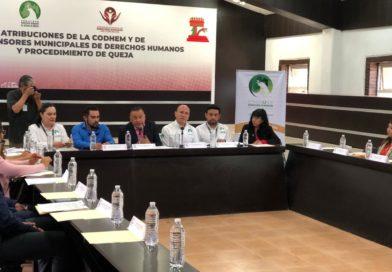 LA COMISIÓN DE DERECHOS HUMANOS DEL EDOMÉX CUMPLE AL 100% METAS DE SU PROGRAMA ANUAL 2019