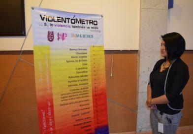 DIFUNDE GEM «VIOLENTÓMETRO», HERRAMIENTA PARA MEDIR VIOLENCIA CONTRA LAS MUJERES