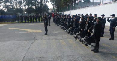 SECRETARÍA DE SEGURIDAD PARTICIPA EN JUEGOS LATINOAMERICANOS DE POLICÍAS Y BOMBEROS 2019