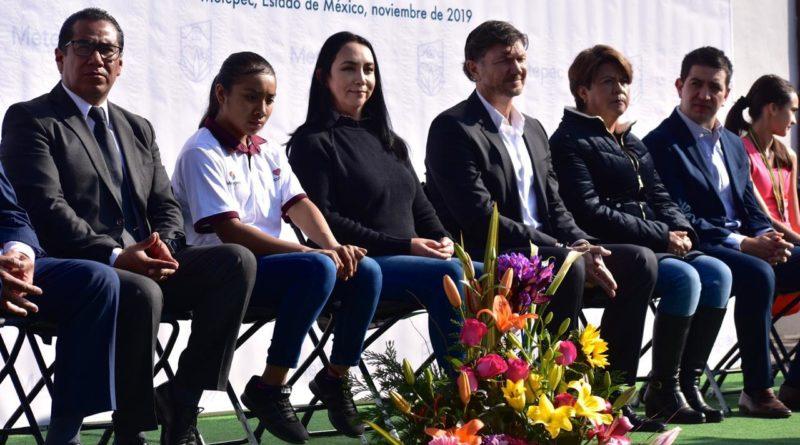 RINDE ESTE MIERCOLES SU «PRIMER INFORME CIUDADANO» LA PRESIDENTAMUNICIPAL DE METEPEC, GABY GAMBOA