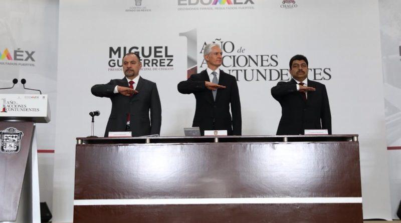 ANUNCIA ALFREDO DEL MAZO INICIO DEL PROYECTO DEL TREN PARA CONECTAR ZONA ORIENTE DEL EDOMÉX CON LA CDMX