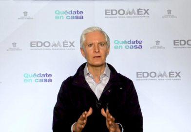 EL EDOMÉX, EN «SEMÁFORO ROJO»; SI NO NOS CUIDAMOS, PODEMOS RETROCEDER: GOBERNADOR