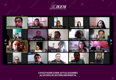 ACREDITA EL INSTITUTO ELECTORAL DEL ESTADO DE MÉXICO A DOS PARTIDOS POLÍTICOS NACIONALES