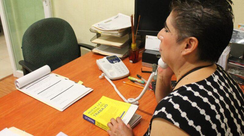 ¿TE CORRIERON INJUSTIFICADAMENTE DEL TRABAJO? OFRECE PROCURADURÍA DE LA DEFENSA DEL TRABAJO SERVICIO DE ASESORÍAS EN LÍNEA