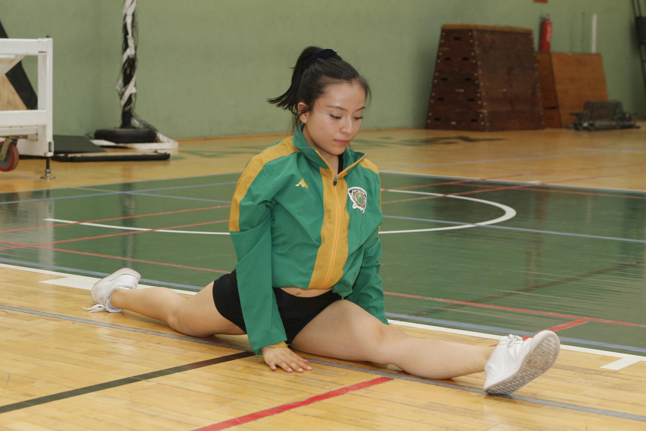 Tras confinamiento por COVID-19, gimnastas de la UAEM retoman participación en competencia nacional