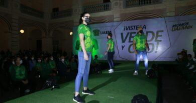«Nueva piel» de los equipos deportivos de la UAEM refleja  esfuerzo, tenacidad y gloria de la comunidad verde y oro